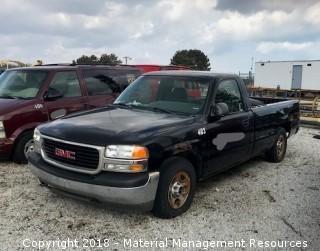 1999 GMC Sierra Pick-up Truck #403 (Lot 12)