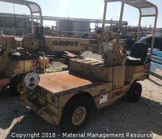 Grove Stevedore Crane - Model S4000W (Lot 14)