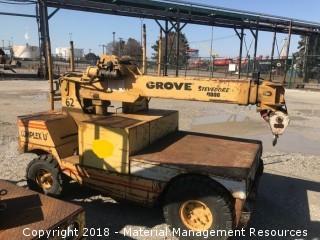 Grove Stevendore Crane - Model 4000 (Lot 16)