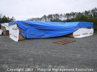 2100 Sheets Marine Plywood