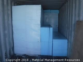 3 qty. Containers w/ Highload 100 Styrofoam