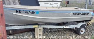 Calki Trailer and Boat