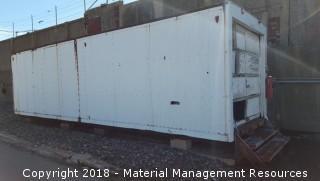 White Storage Container