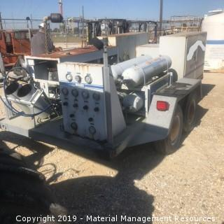 Compressor w/Trailer