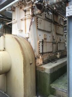 1 Qty Sulzer Burckhardt Compressor
