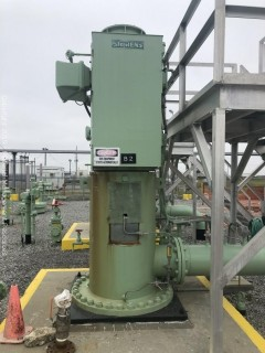 Ingersoll Dresser Vertical Booster Pump with Siemens Induction Motor