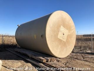 4 Ea. 400BBL Used Fiberglass Storage Tanks