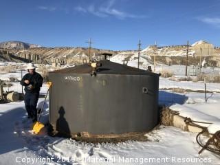1 Qty. Tank 95 BBL Steel
