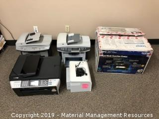 Monitors, Printers, Docking Stations, Keyboards, Etc.