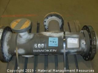Fittings, Flanges, Gaskets, Metal Pieces, Pipe Spools