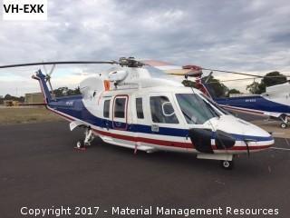 Sikorsky S-76C VH-EXK