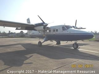 Used Aircraft (Dehavilland DHC6300 Twin Otter)