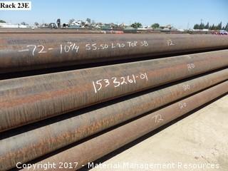 "10-3/4"" 55.5# Casing - 219 Jts - 9,146 ft ~ 254 tons (PLEASE BID PER TON)"