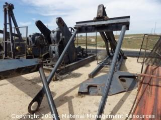 15 EA. LUFKIN AND CHURCHILL PUMPING UNITS (SIZES PRIMARILY 114, 160, AND 228) - LOT 15