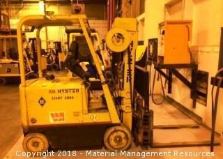 Hyster Forklift #545