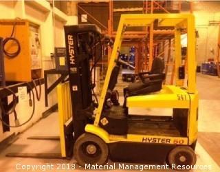 Hyster Forklift #541