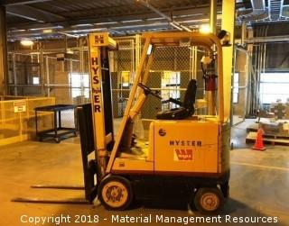 Hyster Forklift #542