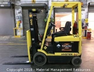 Hyster Forklift #543