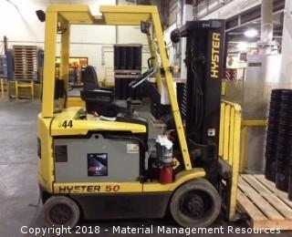Hyster Forklift #544