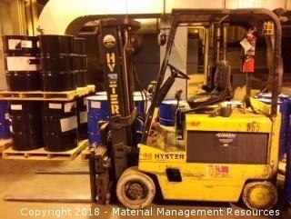 Hyster Forklift #555