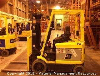 Hyster Forklift #548