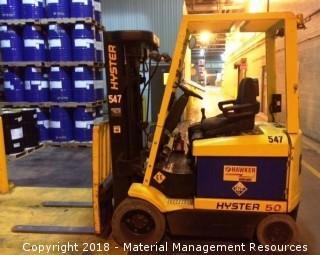 Hyster Forklift #547