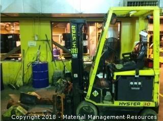 Hyster Forklift #554